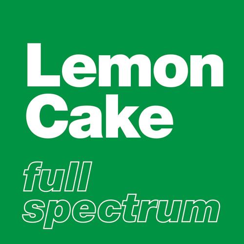 Lemon Cake - Full Spectrum