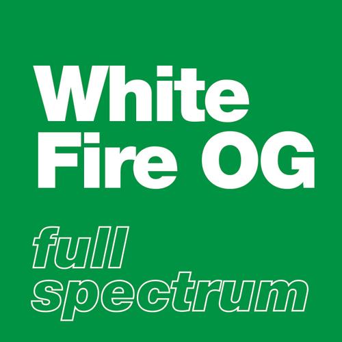 White Fire OG - Full Spectrum