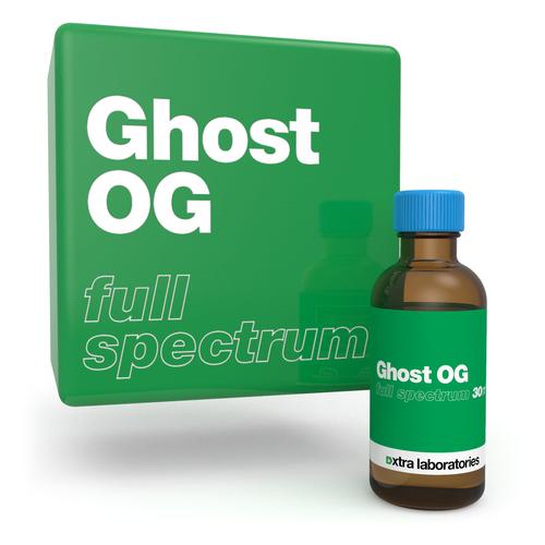 Ghost OG full spectrum terpene blend by xtra laboratories