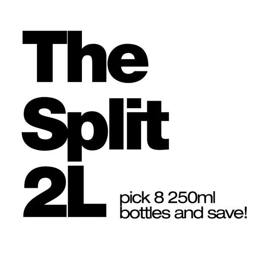 The Split 2L  - 2L - $2.88/ml