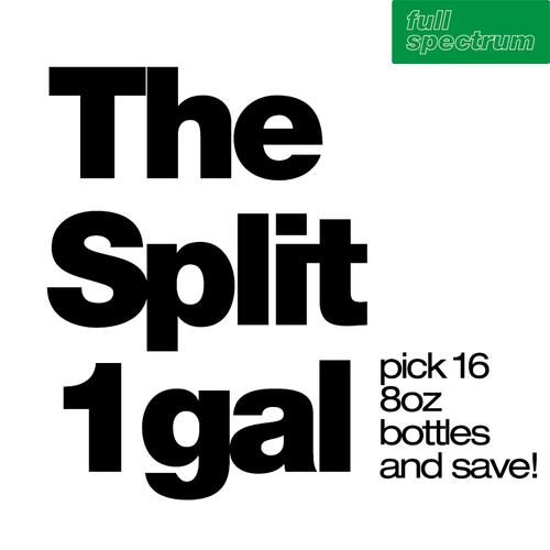 The Split 1gal Full Spectrum - 1 Gallon - $2.73/ml