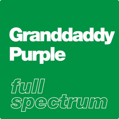 Granddaddy Purple - Full Spectrum