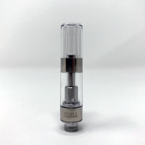 Authentic CCELL® ceramic core cartridge with barrel tip