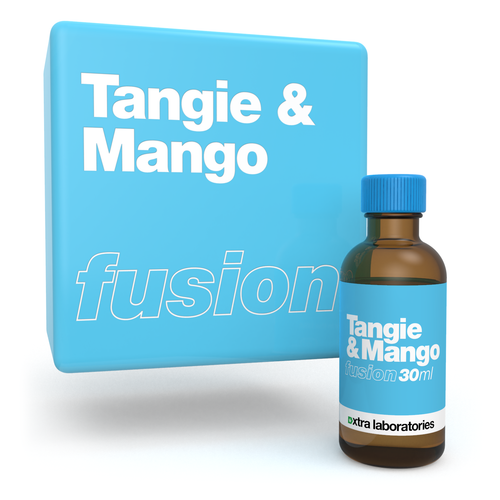 Tangie & Mango fusion blend by xtra laboratories