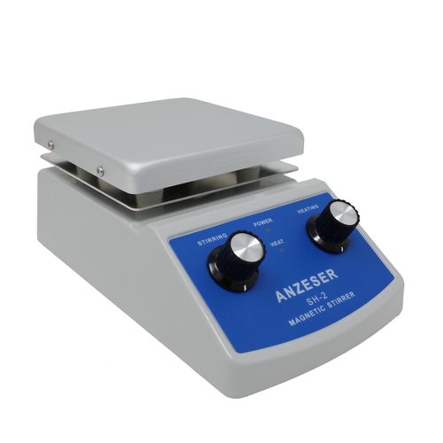 Magnetic Stirrer with Hot Plate