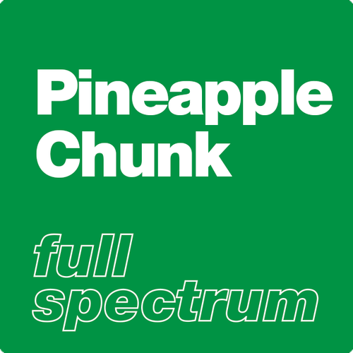 Pineapple Chunk Full Spectrum terpene blend by xtra laboratories