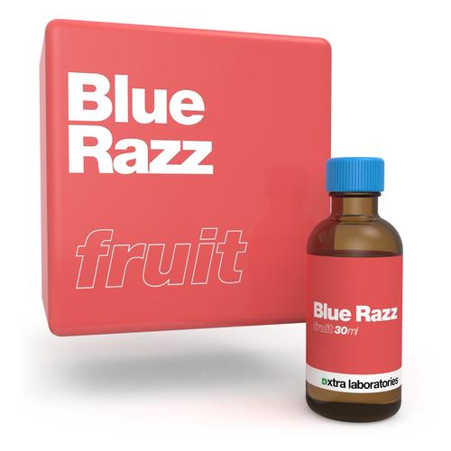 Blue Razz fruit flavor by xtra laboratories
