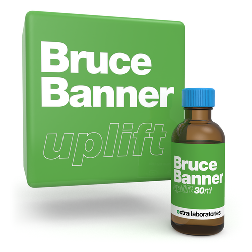 Bruce Banner terpenes by xtra laboratories