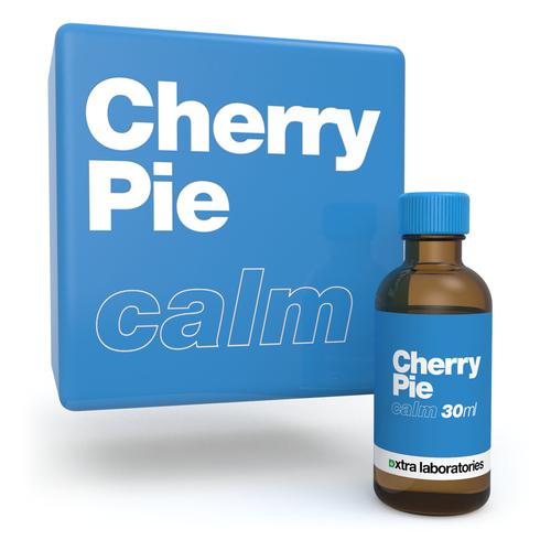 Cherry Pie strain  terpenes by xtra laboratories