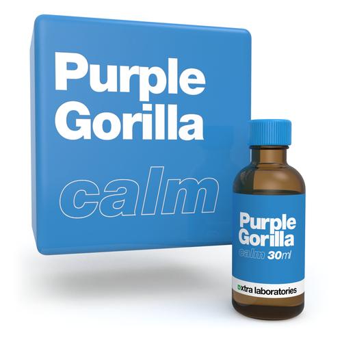 Purple Gorilla terpene blend by xtra laboratories