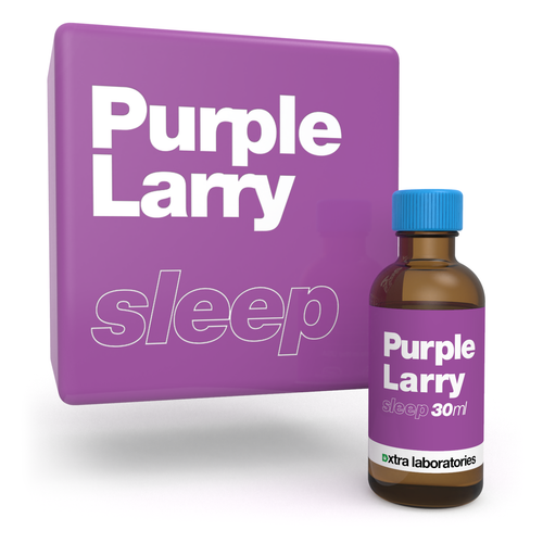 Purple Larry terpene blend by xtra laboratories