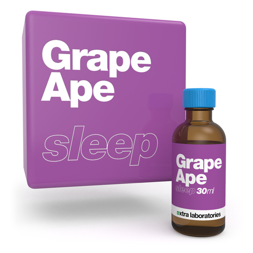 Grape Ape terpenes by xtra laboratories