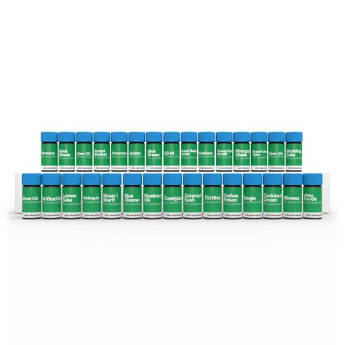 Full Spectrum Sample Pack - 30 1ml bottles