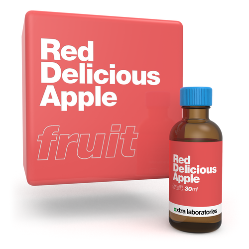 Red Delicious Apple flavor by xtra laboratories