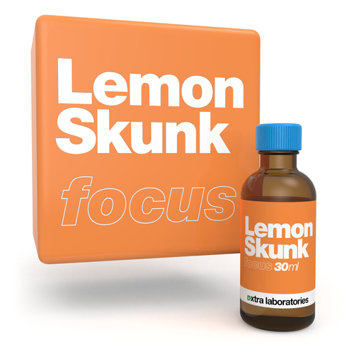 Lemon Skunk terpenes by xtra laboratories
