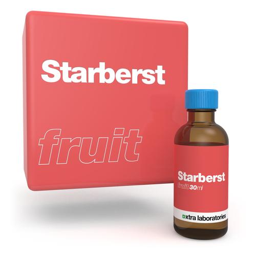 Starberst fruit flavor by xtra laboratories