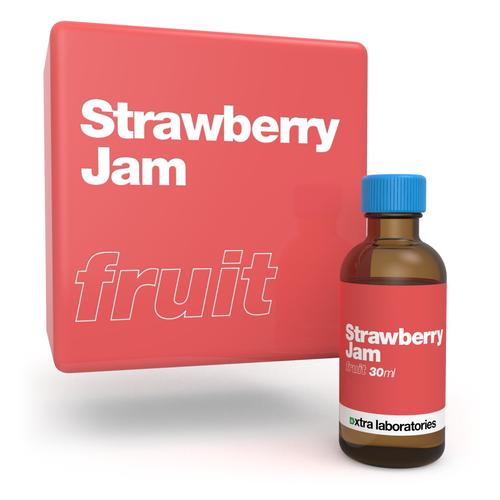 Strawberry Jam fruit flavor by xtra laboratories