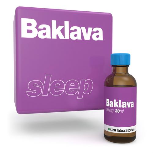 Baklava strain specific terpene blend by xtra laboratories