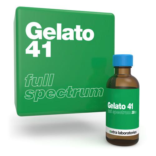 Gelato 41 strain specific terpene blend by xtra laboratories