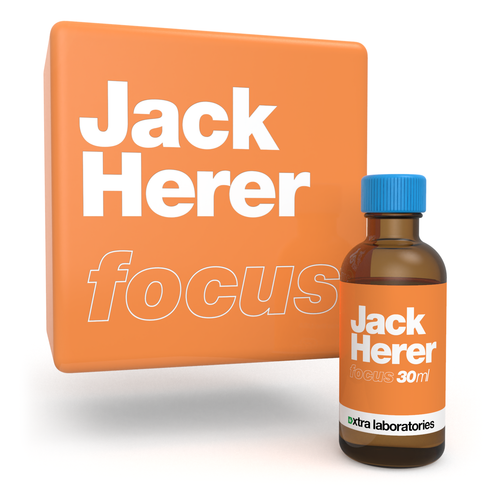 Jack Herer strain specific terpenes by xtra laboratories