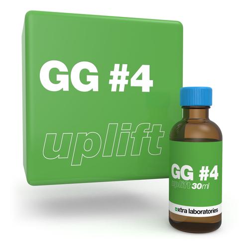 GG #4 strain specific terpenes by xtra laboratories