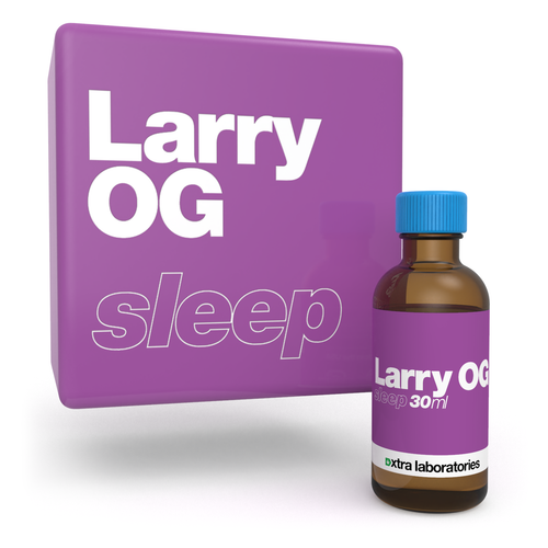 Larry OG strain specific terpenes by xtra labs