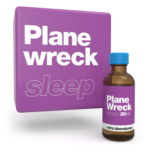 Planewreck strain specific terpene blend by xtra labs