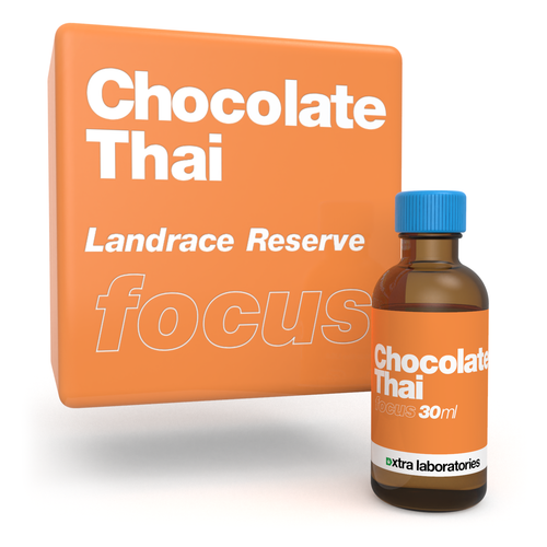 Chocolate Thai strain specific terpene blend by xtra laboratories