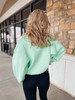 Holla Back Cropped Sweater