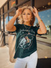 Johnny Cash Rodeo Emerald Tee