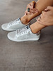 Flair Silver Sneakers