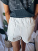 WHT Party Girl Distressed Denim Shorts