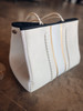 Ivory Canvas Tote