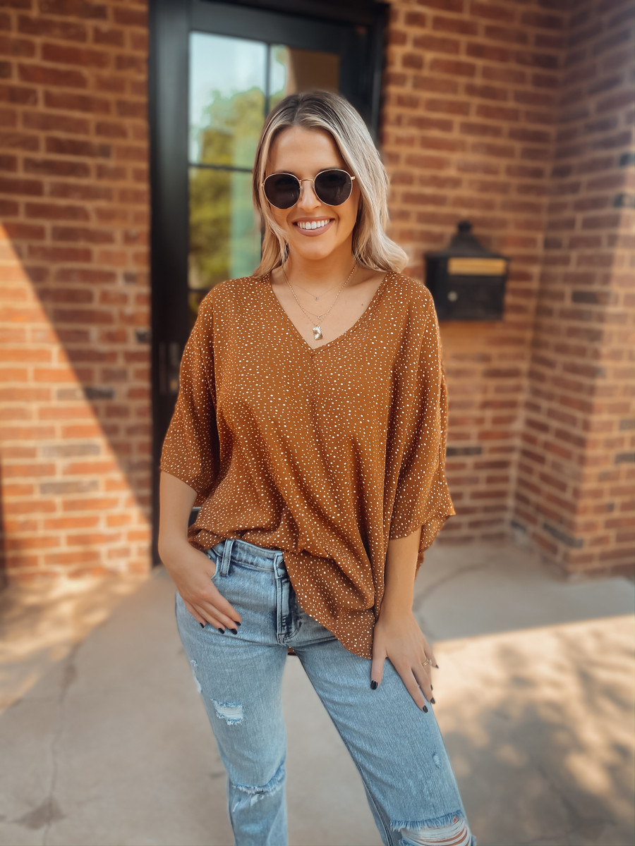 Days Of Fall Top