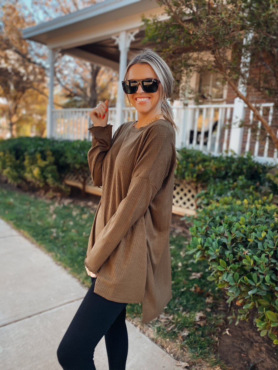Olive The Chloe Long Sleeve