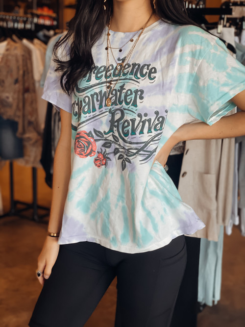 Rollin On The River Tee