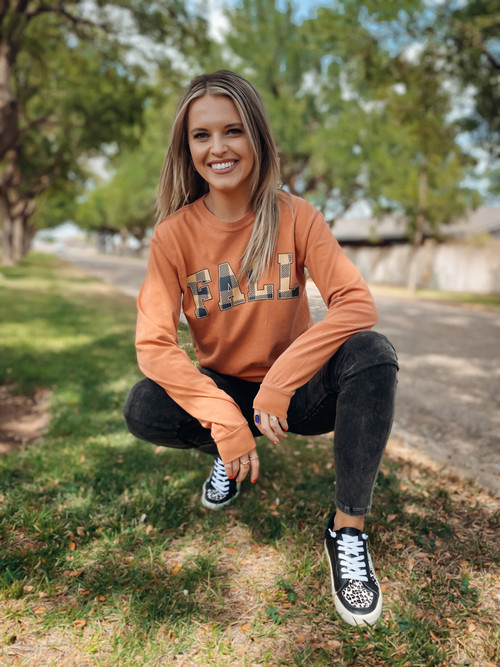 Fall Long Sleeve