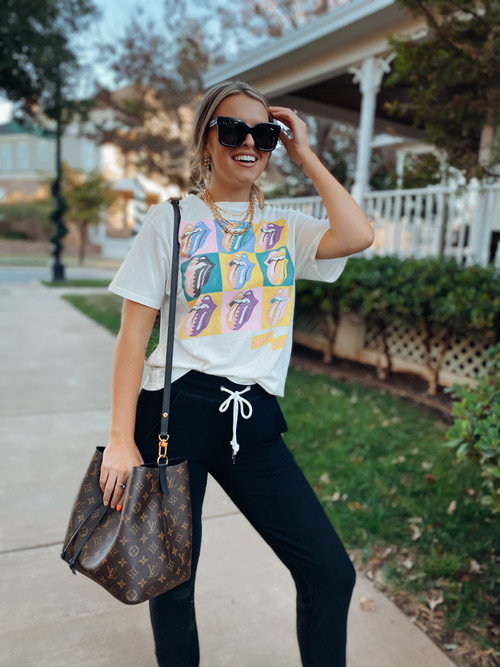 Urban Jungle Boyfriend Tee