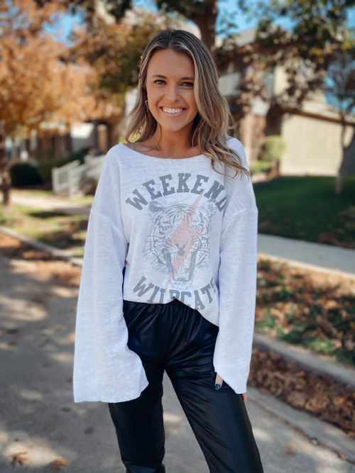 Weekend Wildcats Sweater