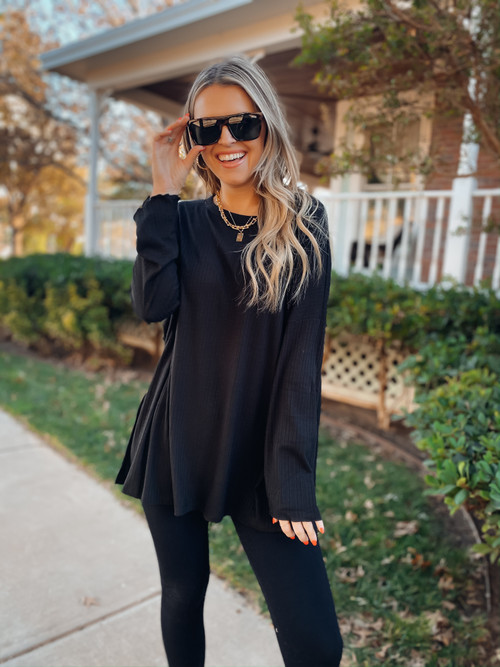BLK The Chloe Long Sleeve