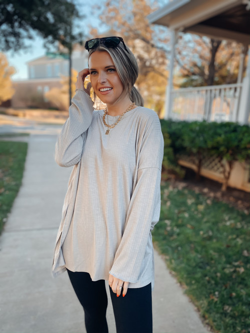 Stone The Chloe Long Sleeve