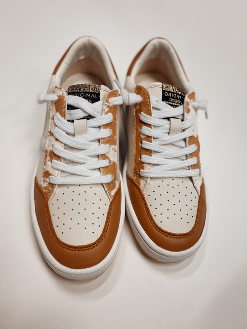 Cameron Cow Sneakers