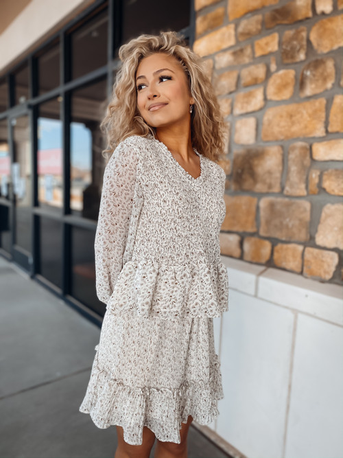 Wildflower Smocked Top