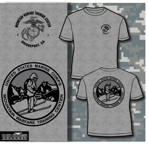 Mountain Warfare School - Bridgeport, CA Crewneck Sweatshirt