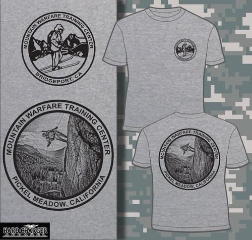 Mountain Warfare School - Bridgeport, CA Long Sleeve T- Shirt