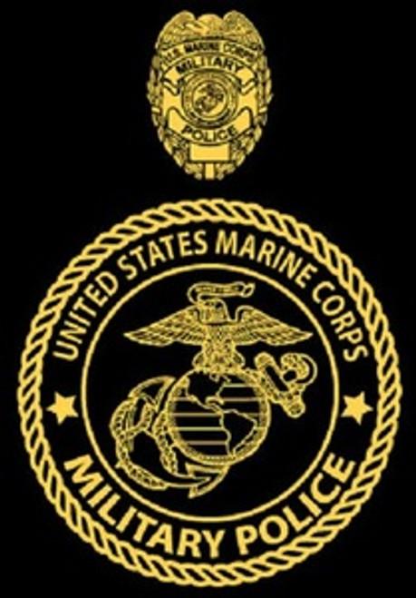 Marine Corps Military Police T-shirt