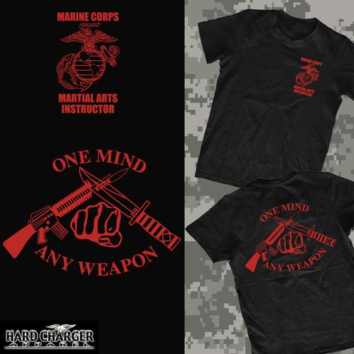 Martial Arts Instructor Hood