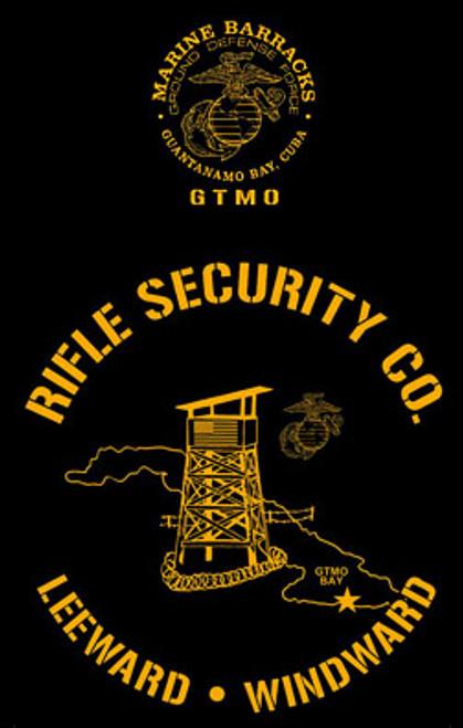 Naval Station Guantanamo Bay, Cuba GTMO Long Sleeve T- Shirt