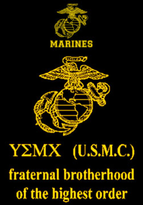 USMC Fraternal Brotherhood T-shirt