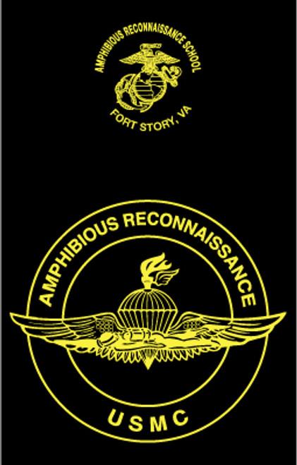 Amphibious Reconnaissance School Hood
